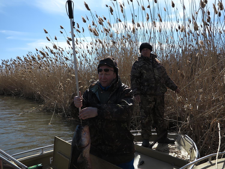 Открытие сезона рыбалки 2016!