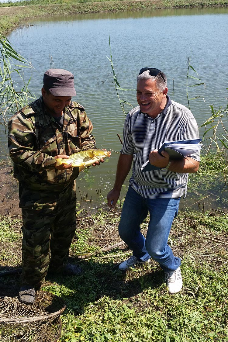 """Новое место для рыбалки - """"Главрыба"""""""