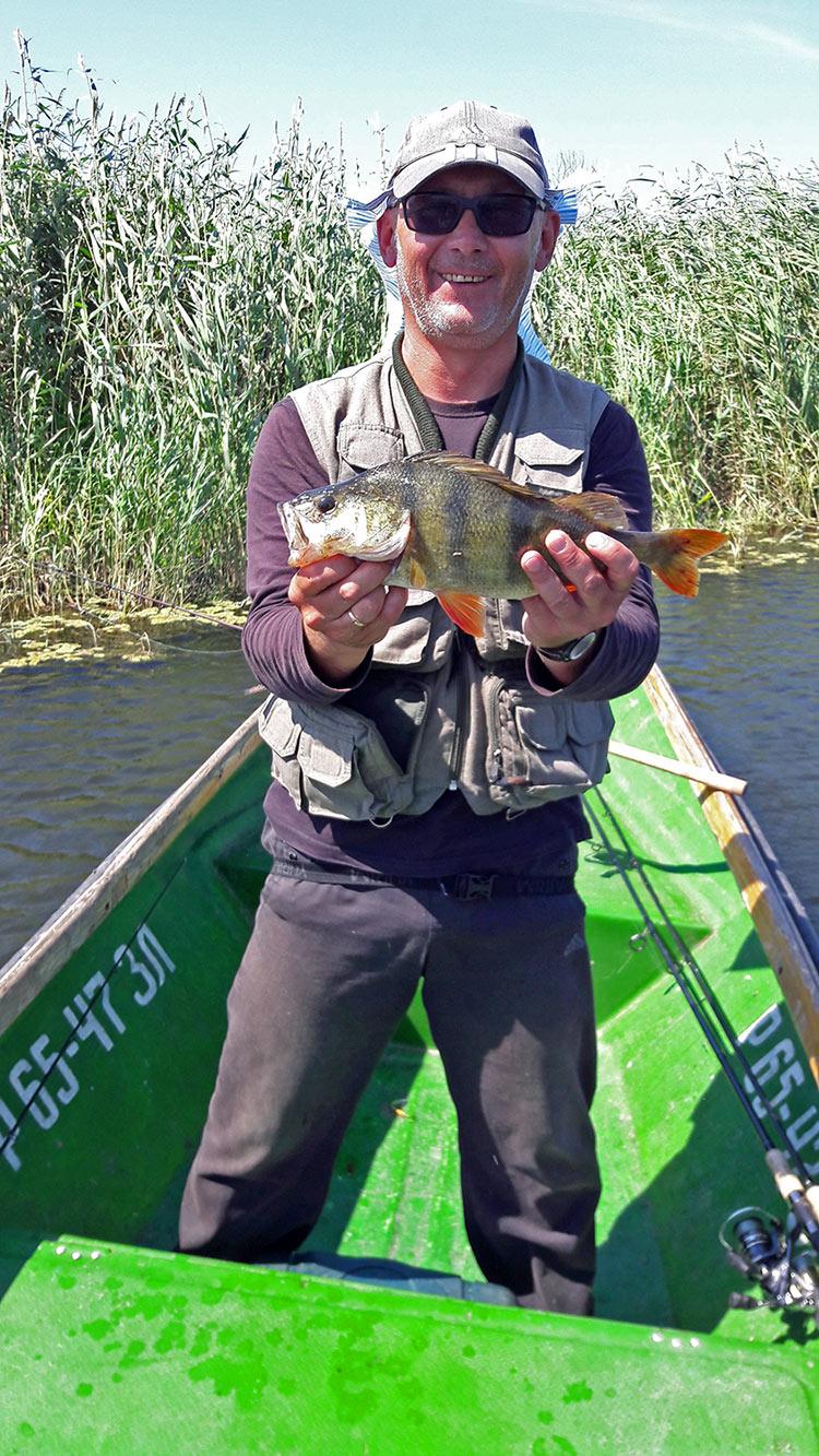 Новый формат новой астраханской рыбалки